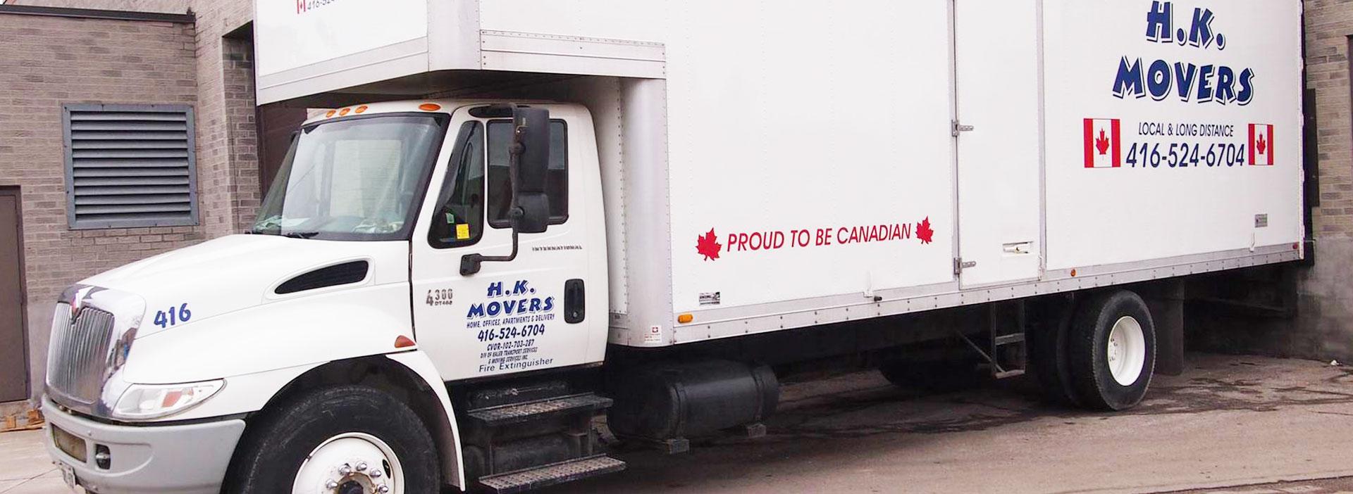 HK Movers - Moving Companies Toronto