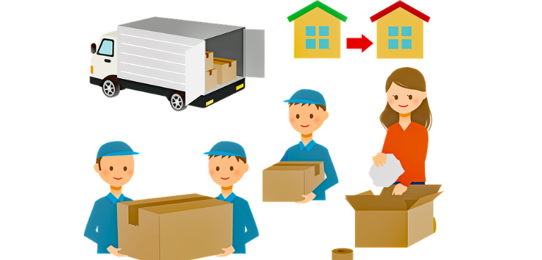 How to Plan Packing and Moving to a New Place Using the Sell, Donate, Trash, Takeaway Formula