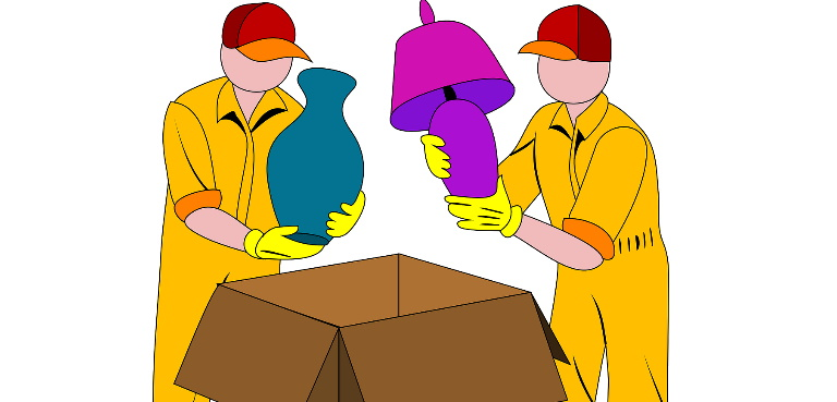 4 Reasons Why Should Hire a Professional Mover and Packer